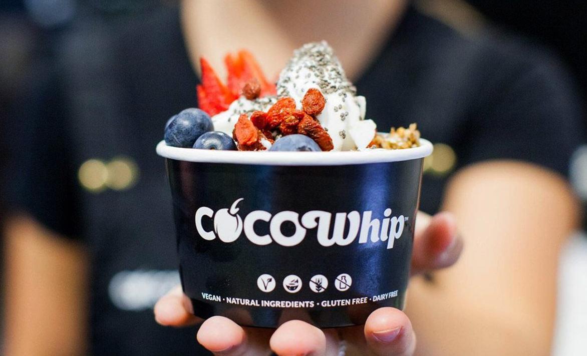 A cocowhip bowl