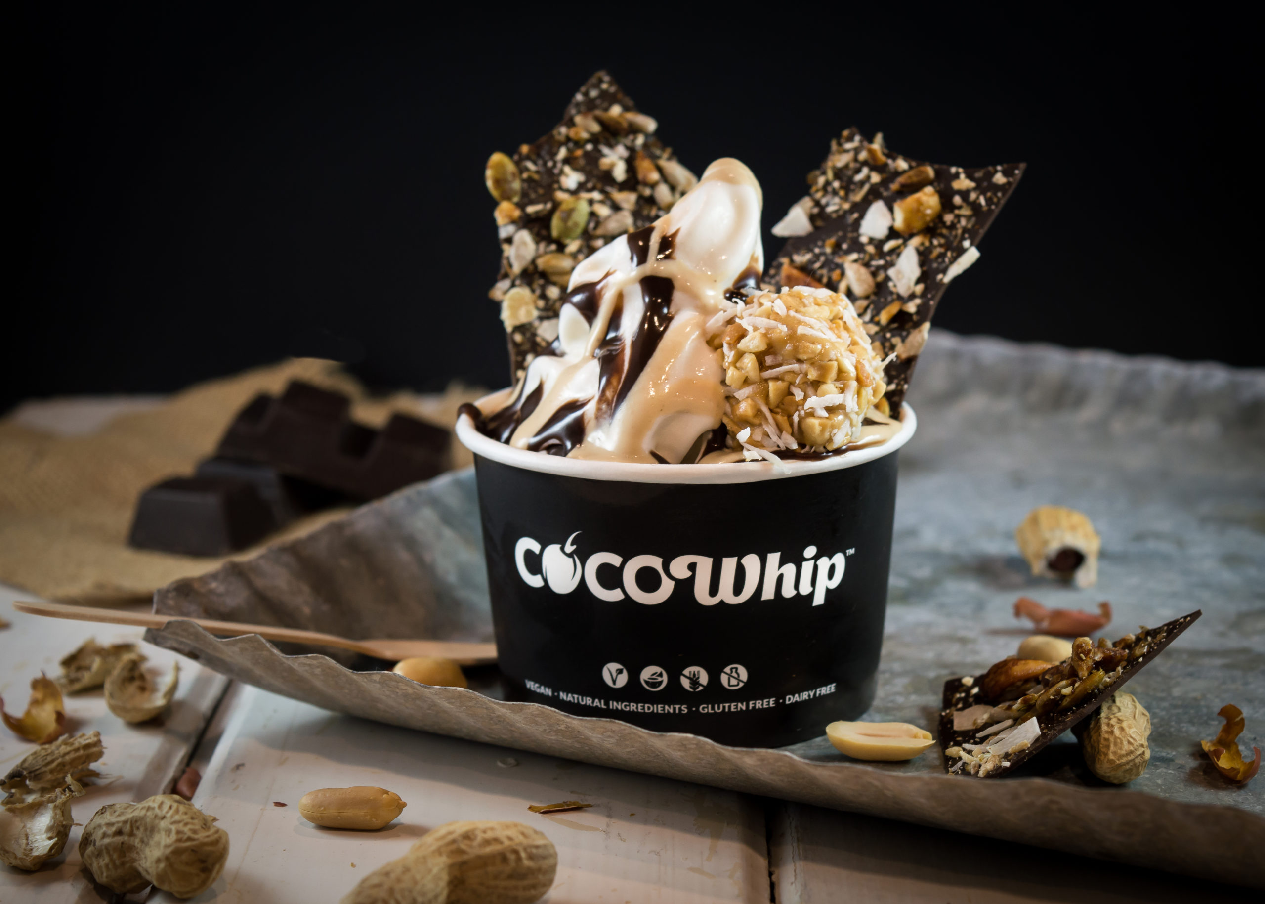 Cocowhip ingredients